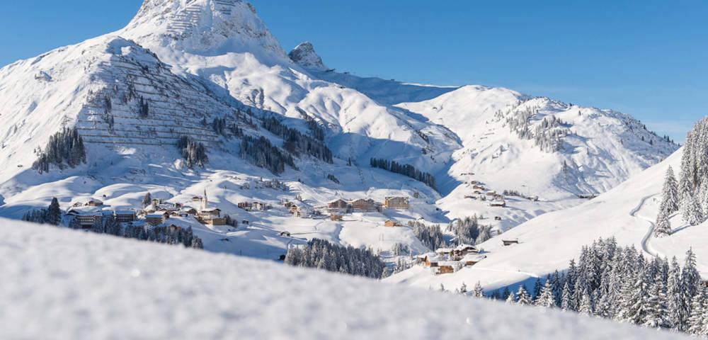 Adventtage in Warth am Arlberg