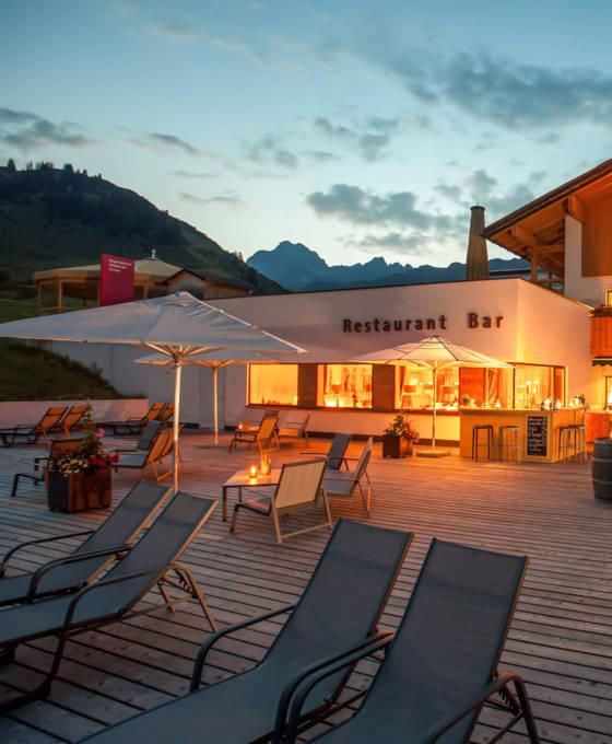 Berg-Sommerfrische Pauschalurlaub Vorarlberg