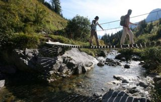 Bergsommer Lechweg Wander-Pauschale