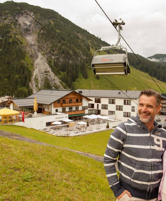 Bergsommer Urlaub Pauschale Lechweg