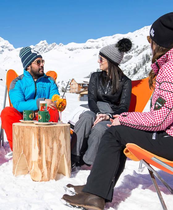 Bergwinter Pauschale Vorarlberg