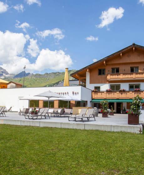Hotel Steffisalp Vorarlberg