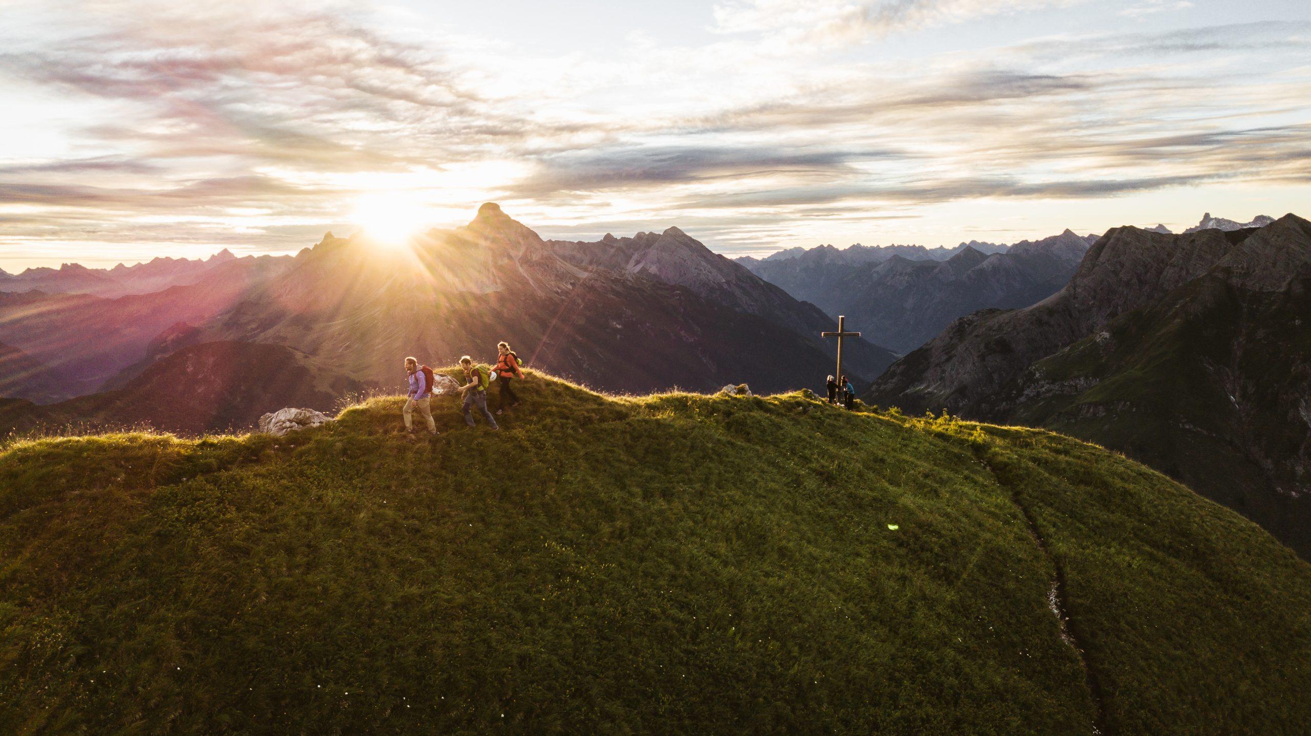 Wandern und entspannen in Vorarlberg