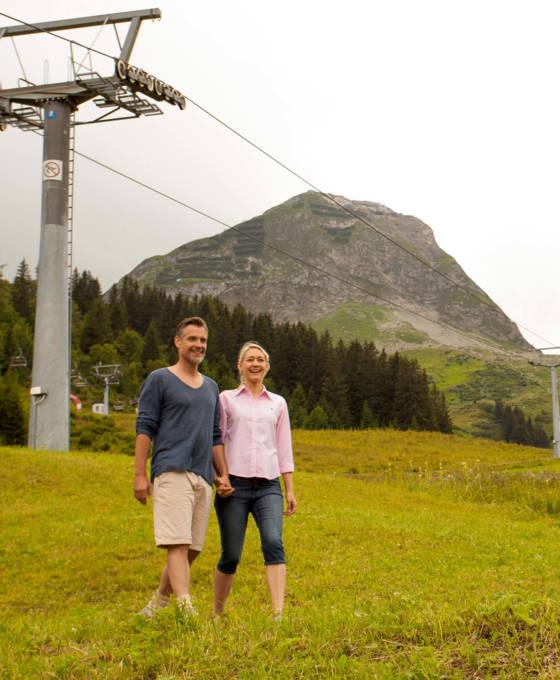 Steffisalp Weekend Pauschalurlaub Vorarlberg