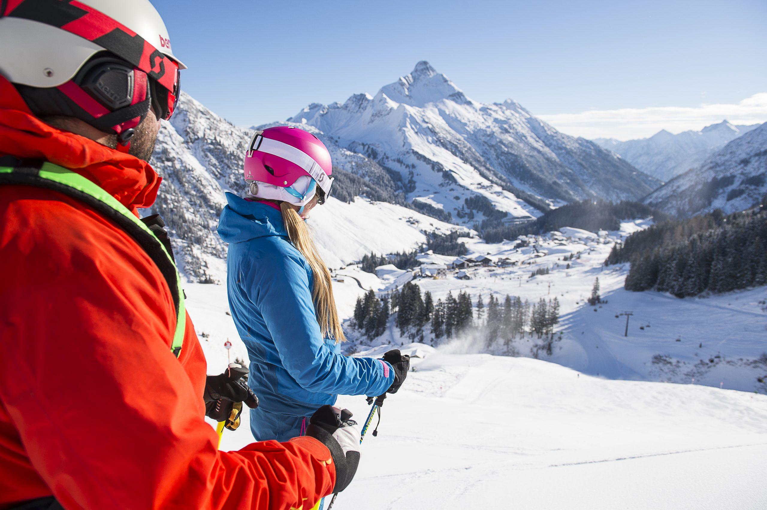 Skifahren in Vorarlberg