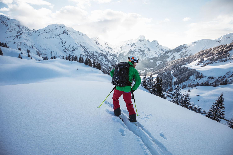 Skitourengehen Vorarlberg