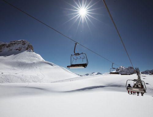 Warth-Schröcken: Schneesicheres Skierlebnis direkt vor der Haustüre – kein Skibus notwendig!