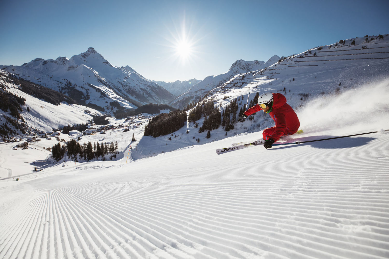 Winterurlaub in Vorarlberg, 4 Sterne Hotel Steffisalp